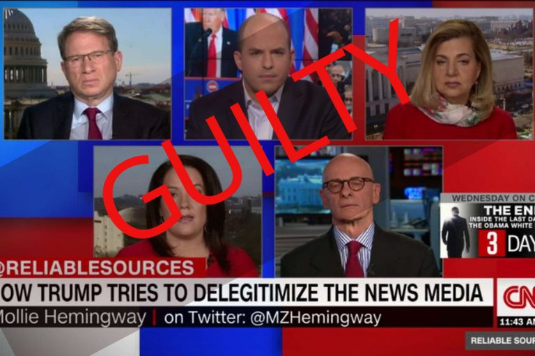 MEDIA GUILTY OF RUSSIAN COLLUSION!