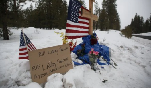 DON'T ARREST A LIBERAL PROTESTER BUT MURDER A CONSERVATIVE! RIP LEVOY!