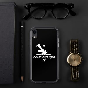 Come and Find It iPhone Case