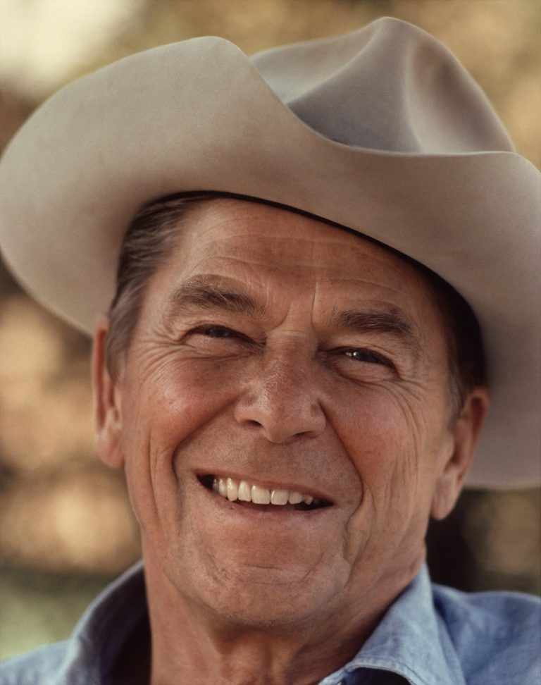 RONALD REAGAN HAS A STERN WARNING FROM THE GRAVE!  PAY ATTENTION!