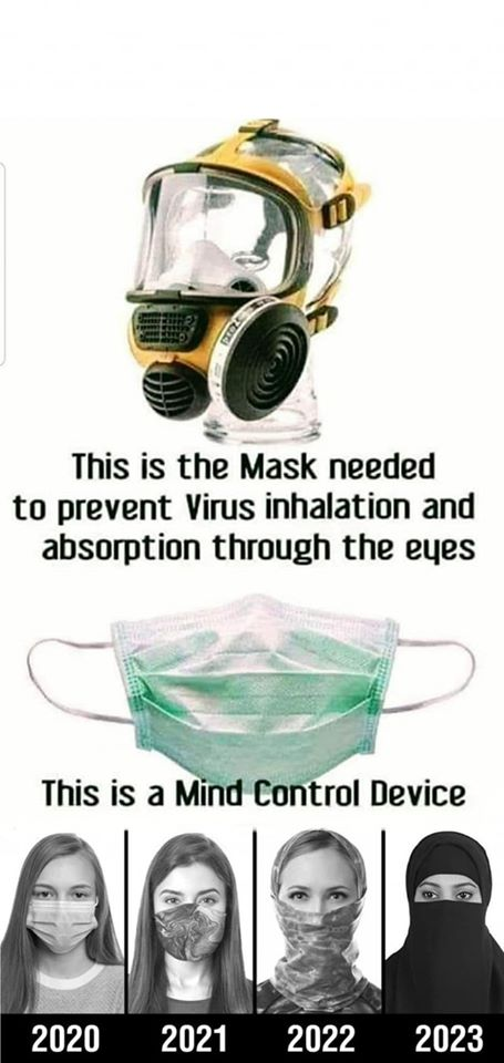 MASK EXPERT KEITH GIBSON FINALLY COMES OUT WITH THE TRUTH!  A MUST READ –YOUR HEALTH DEPENDS ON IT!