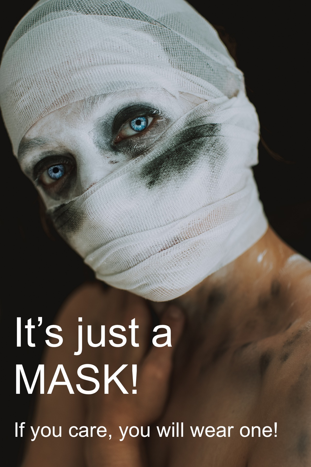 COEUR D'ALENE, ID–EX HOSPITAL CEO POSTS MISLEADING INFORMATION IN LOCAL PAPER TO ENCOURAGE MASK WEARING!