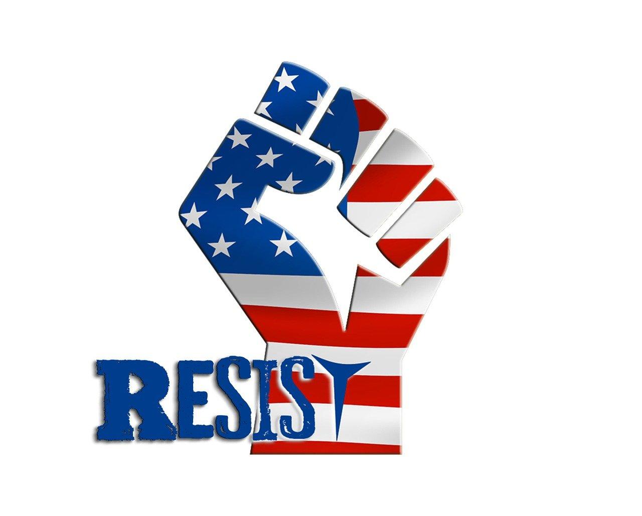 Resist voter fraud