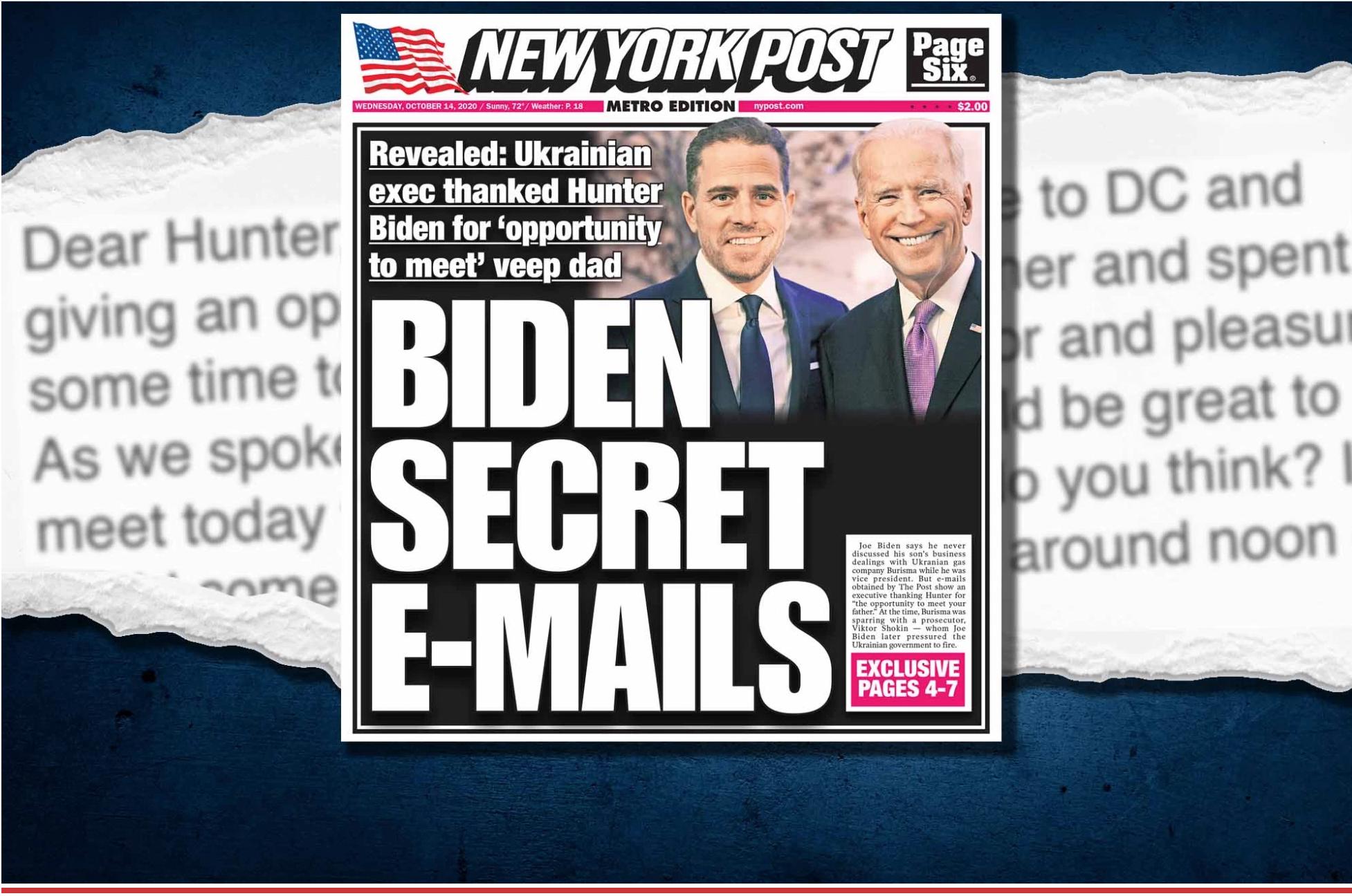 Biden's Crimes Exposed