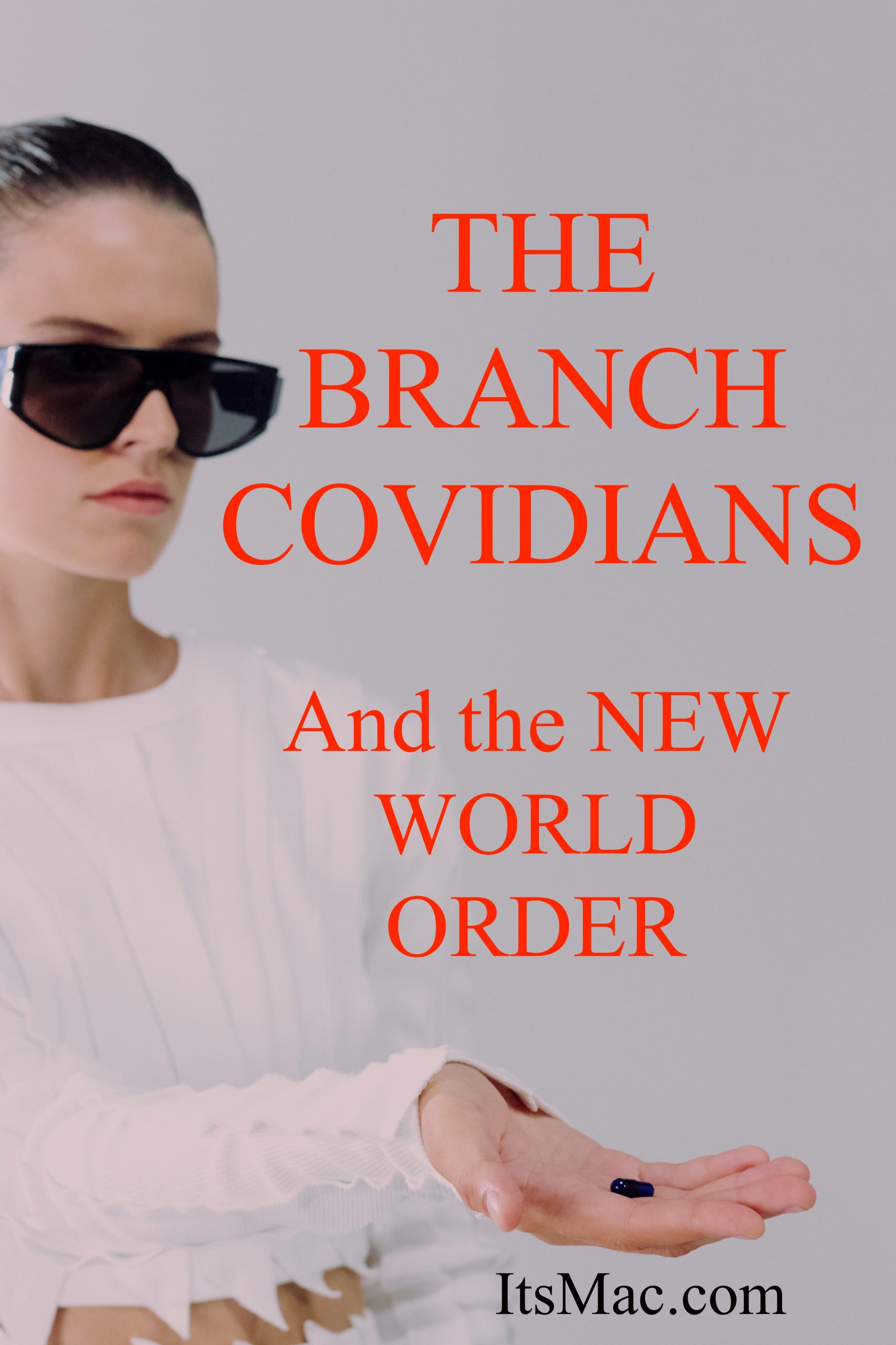 THE BRANCH COVIDIANS!  THE COVID CULT HAS TAKEN OVER!